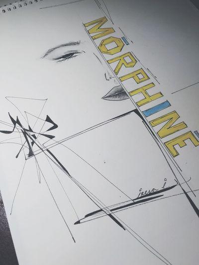 Morphine Art my new one