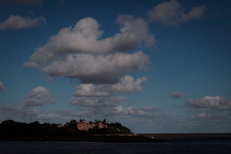 Bawdsey Manor under Big Blue Sky with Clouds Architecture Bawdsey Beach Sea Scape Reportage Bawdsey Manor Beauty In Nature Big Blue Sky Skies Poles Cables Wire Communication Photography Photograph Photographer Documentary Reportage Taking Shots Photos Fotos Foto Photo Graphi Grphics Blue Building Exterior Built Structure Cloud Cloud - Sky Cloudy Documentary Nature Photography Photography Taking Photos A Horizon Over Water House Nature Outdoors Reportage Street Photos Taking Fotos Images Photographic Camera Lens Architectural Design Building Structual Support Detail Of Tower Block In Sunshine Blue Sk Residential Structure Scenics Sea Sky Tranquil Scene Tranquility Water Waterfront