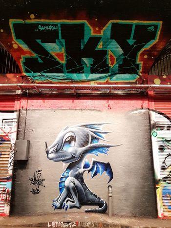 Graffiti Street Art No People Night Outdoors Close-up
