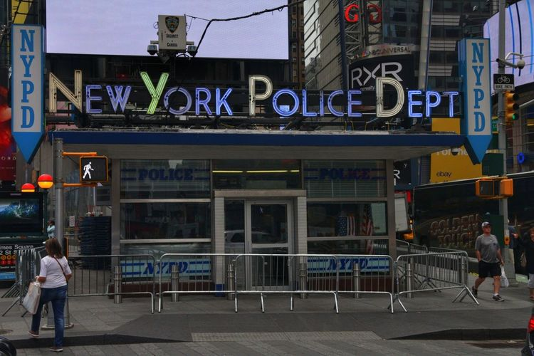 NYPD NYC NYC Photography NYC Street Photography Police City The Big Apple New York New York City The Best Of New York The Big City NY Time Square, New York City, NY Lights Travel Destinations Canon Canonphotography Canon 70d Sigma