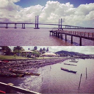 Barra dos Coqueiros '-' Ponte Aracaju Passeio  Aa