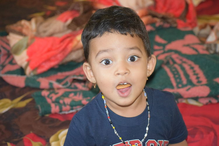 NIKON D5300 Nikon Photography Nikon Nikonphotography Boy Photography Nikond5300 Portrait Child Childhood Looking At Camera Headshot Smiling Happiness Front View Close-up Moments Of Happiness