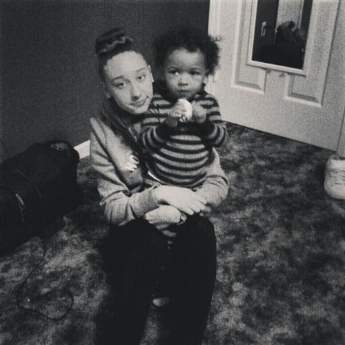 Me And My Baby Cousin
