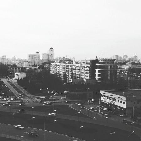 мойгород Town Blackandwhite High EyeEmNewHere Belgorod белгород Cars Street Day