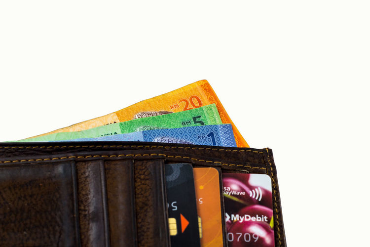 Saving and Expense Bank Note Day Expenses Financial District  Investment Monochrome Multi Colored No People Outdoors Saving Wallet