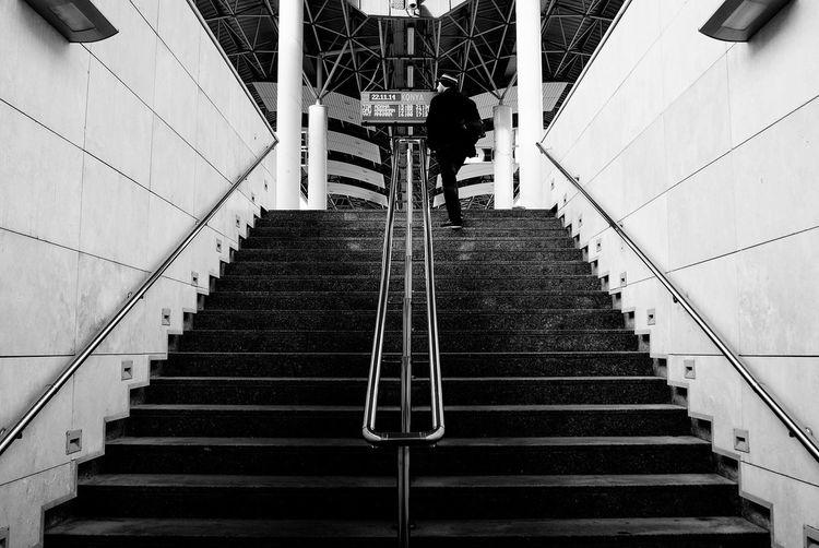 Streetphotography Monochrome EyeEm Best Shots - Black + White Streetphoto_bw Black And White Blackandwhite B&w Photography Black&white Stairs Stairways Best Of Stairways Here Belongs To Me