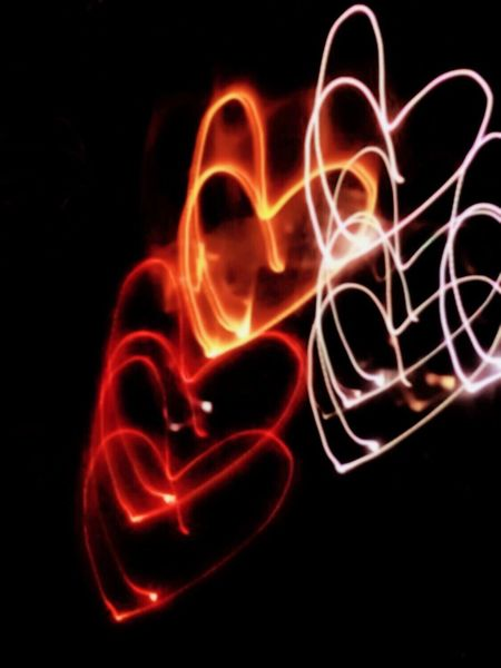 はーと Heart ♥ Light 灯 光 夜景 Night 日本 Japan