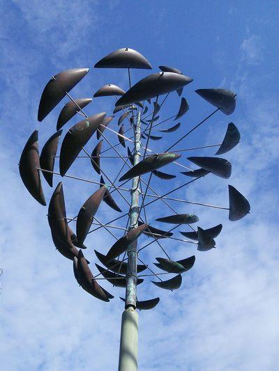 Kinetic Sculpture Spartanburg