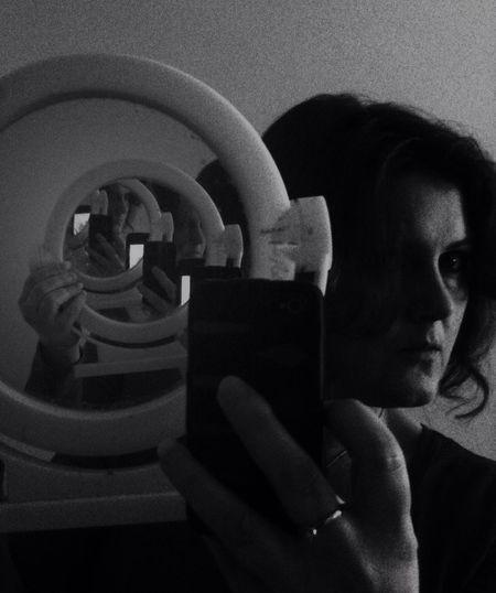 Vivian Maier Style Portrait