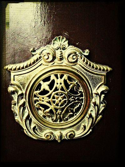 IPhoneography Gold Doorbells