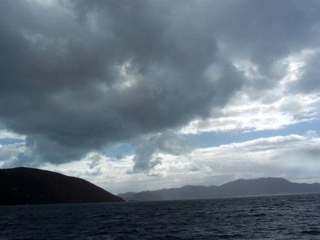 Carribean Sea Storm Cloud EyeEm Selects