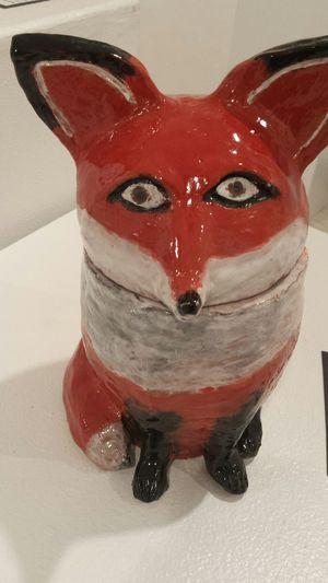 Zorro×× Fox🐺 Ceramics Art