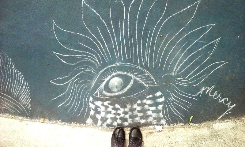 Rock Chalk Free Drawing Draw Art