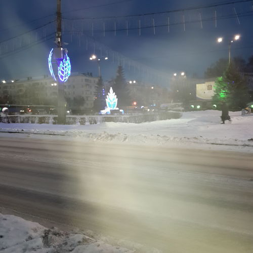 #Утро Театральная площадь тагил