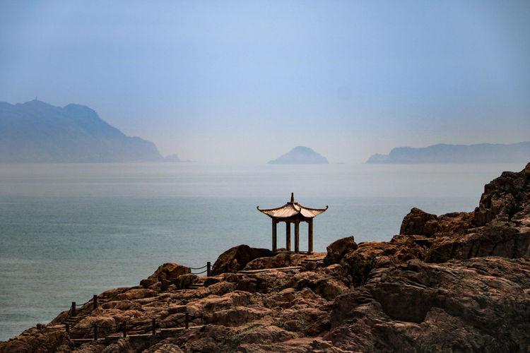 亭与海sea History