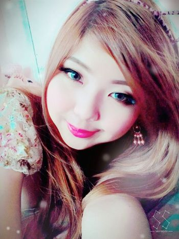 Makeup ♥ Kawaii? Selca Selfie ✌ CHUBBY CHEEKS :)