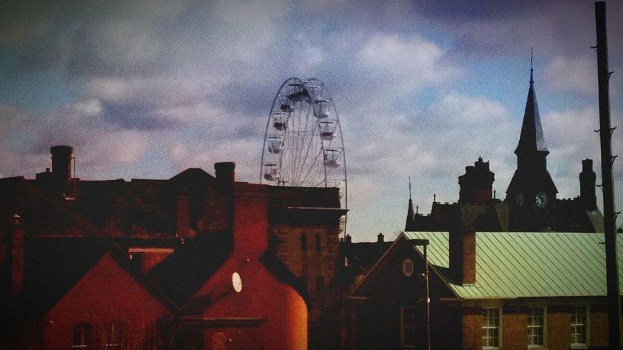 Dudley Wheel