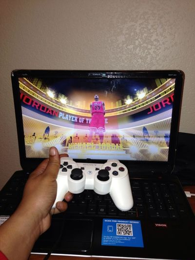 2k13 On The Laptop