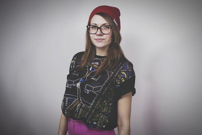 Studio Photography Girl Hipster Nice Sweet Girl Look Like Pretty Good Girl