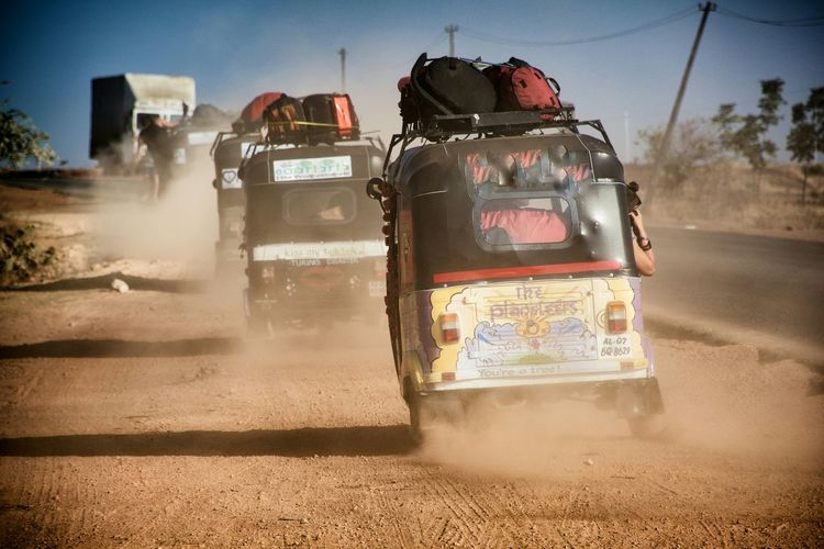 Capturing Freedom Lets Get Outta Here! Rickshaw Run Freedom Wanderlust Roaming Roadtrip India Photography In Motion
