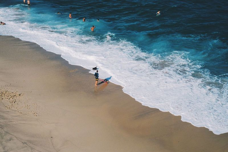 Beach Contrast Vscocam Beach Photography The Great Outdoors - 2015 EyeEm Awards