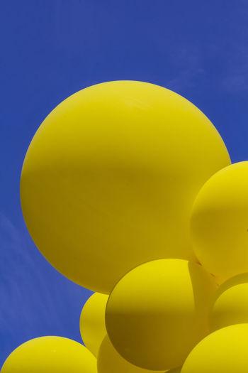 Gay Pride Parade NYC 2018 Balloons Gay Pride Gay Pride Parade NYC 2018 Balloons Gay Pride Parade Lgbt Pride Yellow Balloons