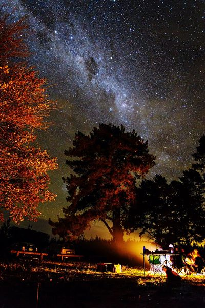 Learn & Shoot: After Dark Milky Way Campfire Nightphotography Nightscape Milky Way Long Exposure EyeEm Night Shots Stars Capturing Freedom Under The Milky Way The Great Outdoors - 2016 EyeEm Awards The Great Outdoors With Adobe