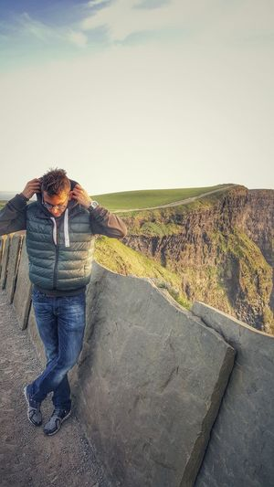 Casual Clothing Landscape Person ThatsMe Vacations Young Adult TheWeek On EyEem Cliffs Of Moher