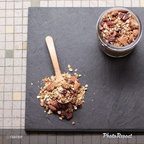 "By @naiise ""Eat up, for the brand new week ahead! @theedibleco's granola is homemade locally with simple, real ingredients and no preservatives as an alternative to overly processed off-the-shelf cereals. We've tried it and love it :) Naiise Golocal Madeinsg Foodsg eatclean vegan eatgram theediblecompany eatrightbreakfast The Edible co is now available on Naiise.com."