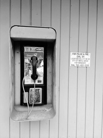Phone Old Phone Photo Another Era Streetphotography Blackandwhite EyeEm Selects