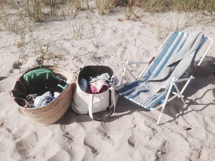 Beach Chair Bag Towel
