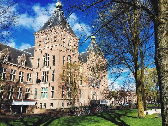 Amsterdam Tropenmuseum Museum Architecture