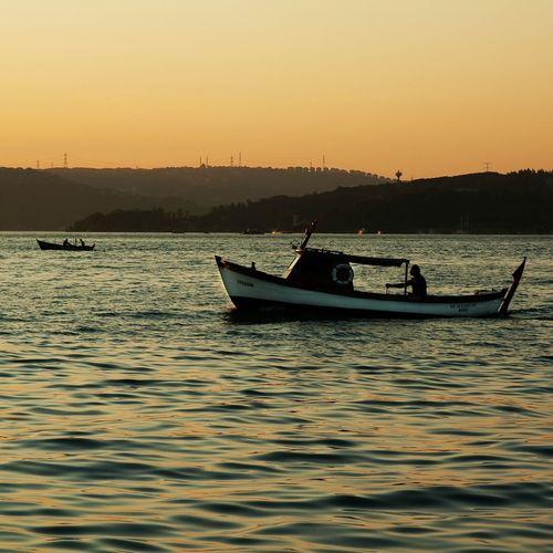 Sea Boat Boats