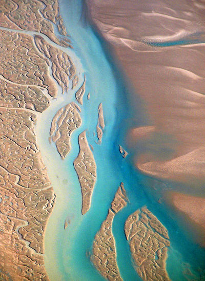 Australia Kimberley Above Abstract Aerial View Beauty In Nature Braided Day Delta High Angle View Natures Patterns No People Outdoors Pattern Pattern In Nature Sand Sea Water