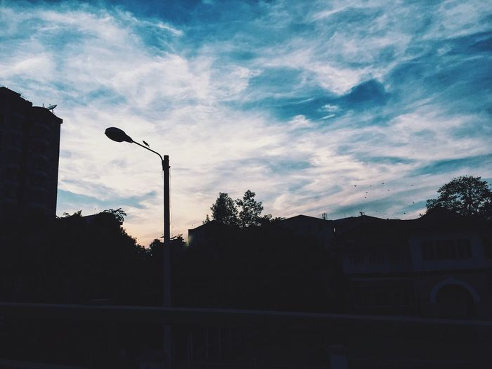 Evening Headinghome Lowlight