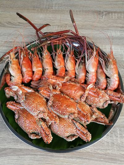 Sea Food Photography Crab Shirmps DeliciousFood  Seafood Close-up Food And Drink