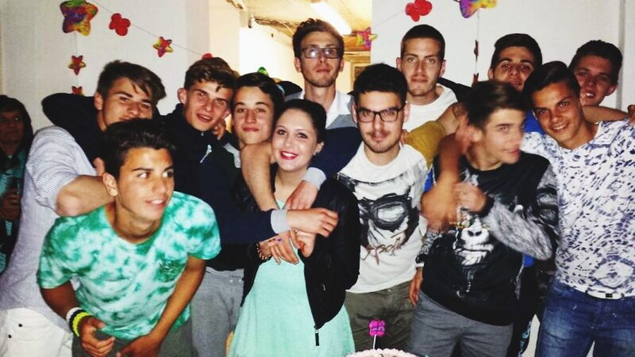 HappyBirthdayToMe 18th Friendsforthelife  Viamo