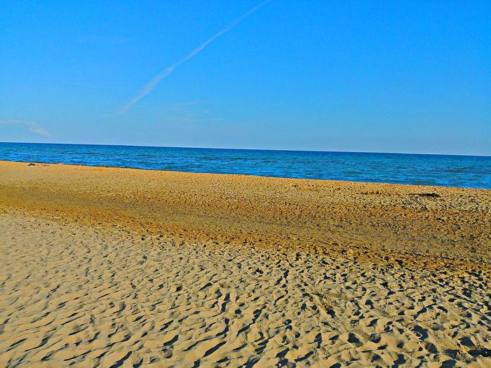 Water Sea Clear Sky Beach Sand Blue Low Tide Sea Life Summer Sky