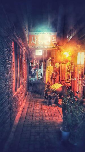 Blurry Street Blur Street Photo Photography Seoul Insadong Korea EyeEmNewHere