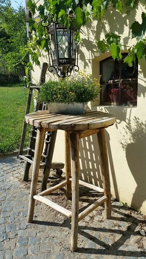 Germany Outdoors Restaurant Gunderodehaus EyeEm Nature Lover Garden Stools Landscape