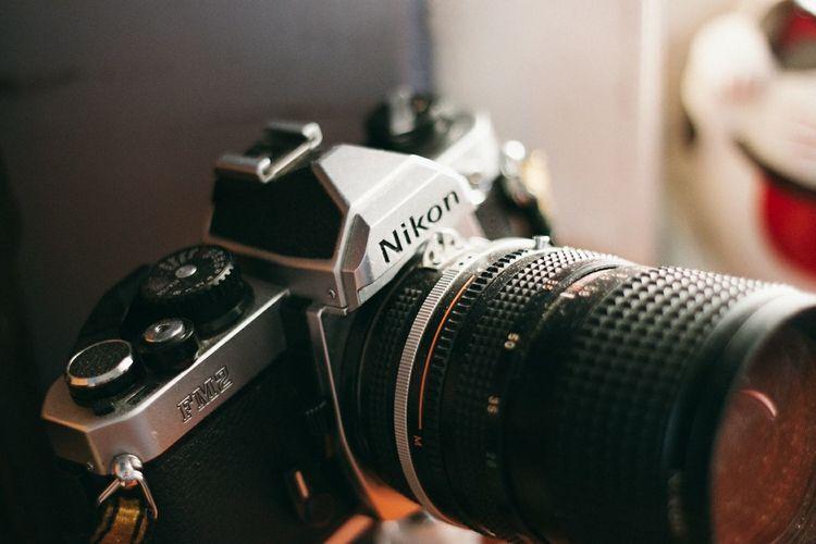 Nikon FM2 Filmisnotdead Filmcamera NikonFM2