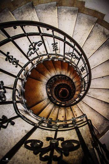 Stairs Hand