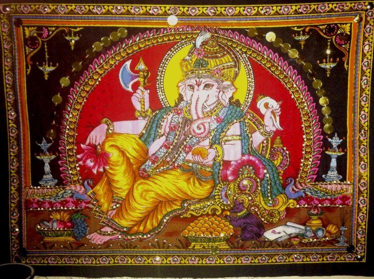 Ganesha My Bed