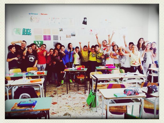 To School Divertimento Happy People AMiCi ♥