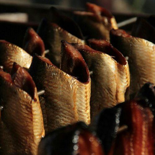 Gerookte haring Kipper Haring  Zuiderzeemuseum Zuiderzee holland enkhuizen dutch food eten fish air vroeger ouderwets