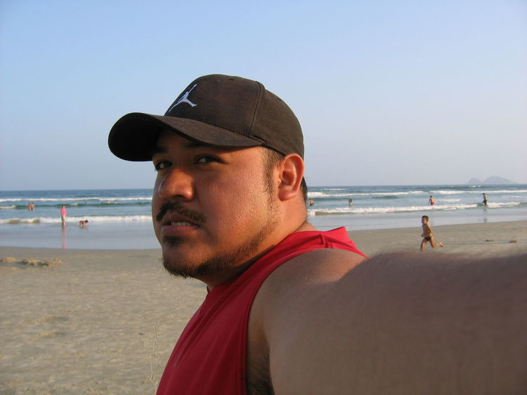 Guaruya Hat Jerry Mar Playa #beach Real People Sol Vacations Young Men