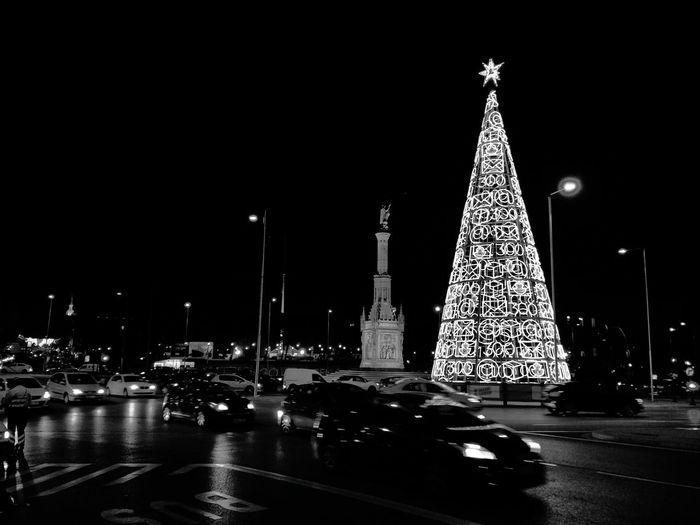 Ya es Navidad. Christmas Lights Christmas Tree Christmas