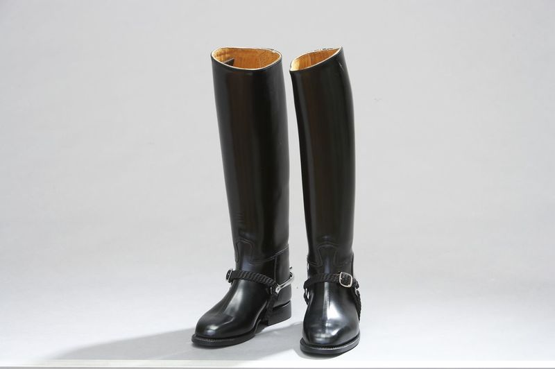 Boots Hessian Boots Riding Boots Black Boots Close-up Day Indoors  Jackbarakat No People Riding Studio Shot White Background