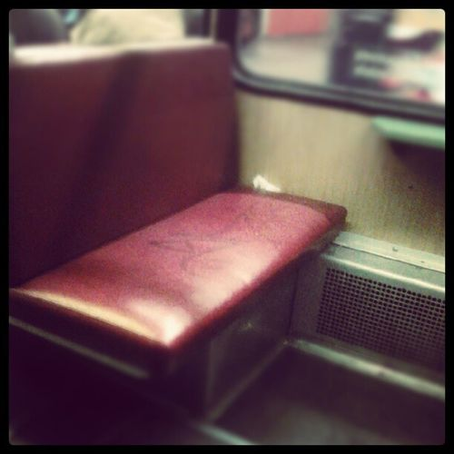 Sitz. Ubahn