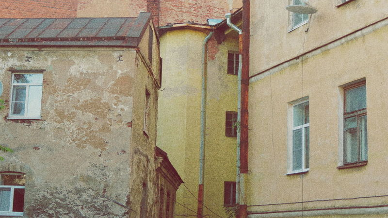 ..from trips and walk Building Exterior Architecture Outdoors Built Structure City Day No People Zenit-E Ownphotos Own City Old Town Viborg Labyrinth Mindfuck VSCO Thoughts